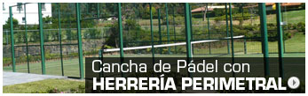 padel herreria - Cancha de Padel